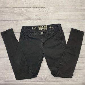 So Heritage Jeans Jeggings Size 7 Juniors